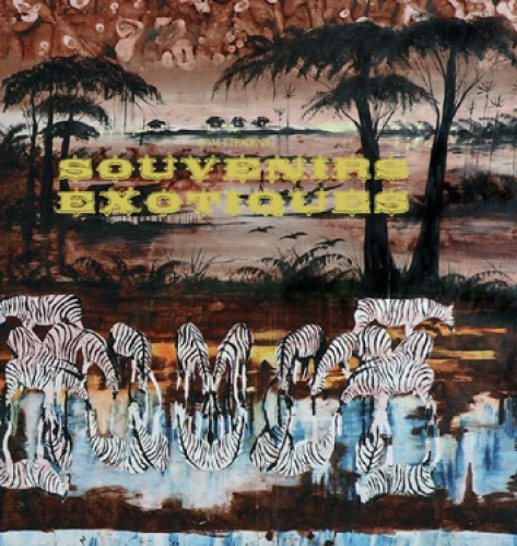 Tom Liekens, Souvenirs Exotiques, paintings 1999-2005