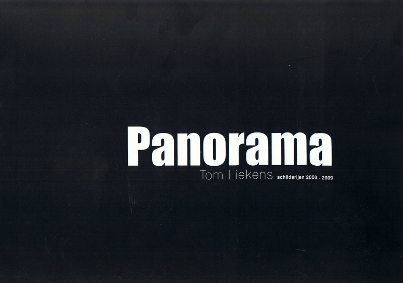 Panorama: paintings 2006-2009